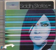 推荐表演.瑜伽馆背景音乐使用Siddhi States欧式印度混搭风CD光盘