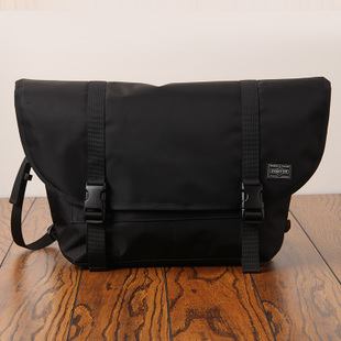 2018新款日本吉田HEAD PORTER  Messenger Bag 邮差包单肩斜跨包
