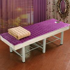 爱相知美容床床垫折叠按摩推拿美体床褥子防滑60.70.80开孔包邮