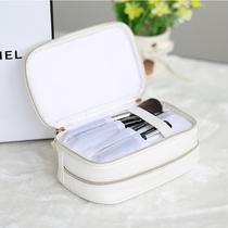 baginbag双层化妆箱包 大容量包中包 多功能防水收纳盒便携手拿包