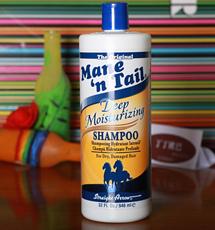 美国购 箭牌Mane n Tail 深层保湿洗发水/护发素800ml 大瓶家庭装