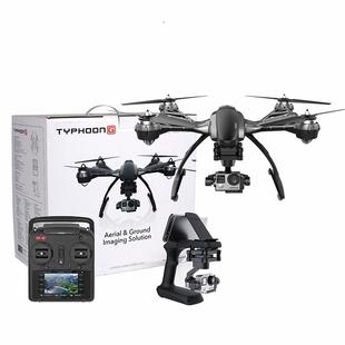 轴翔飞行器四台风g无人机智能专业遥控航拍无人机相机飞行航拍