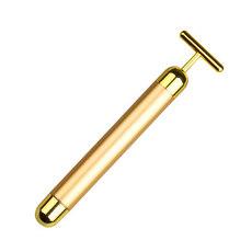 包邮促进吸收提升24K黄金美容棒面部家用美肤按摩紧肤排毒美颜器
