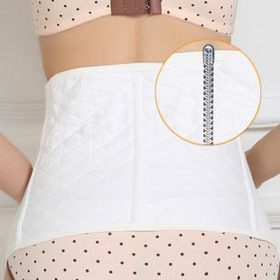 纯棉纱布 产后收腹带产妇束缚带顺产剖腹产专用月子束腰  加强型