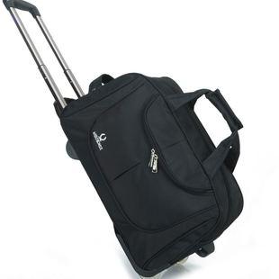 拉杆包旅游男女手提旅行袋大容量行李包登记箱包可折叠防水旅行包