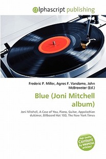 【预订】Blue (Joni Mitchell Album)