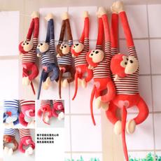 毛绒玩具大号长臂猴小猴子猴年吉祥物公仔儿童玩偶婚庆礼物