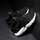 儿童运动鞋男童童鞋2018新款大童透气春季镂小童空单网面夏季网鞋