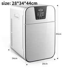 Small Refrigerator Freezer Refrigerator 20 l Mini Fridge