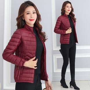 2018新款韩版棉衣女短款修身显瘦轻薄小棉袄大码宽松棉服外套女冬