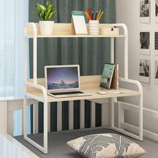 大学生宿舍神器卧室床上笔记本电脑桌书桌寝室简易懒人书架学习桌