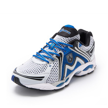 Marathon running training shoes, men's race, long distance running shoes, mesh surface, breathable, wearable and light travel shoes.