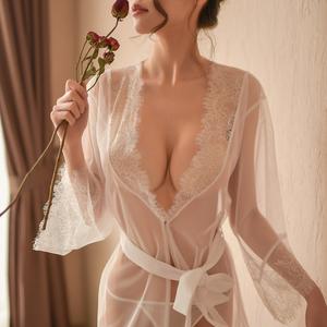 情趣内衣性感浴袍激情套装开档诱惑睡衣透视骚短女用品三点式制服
