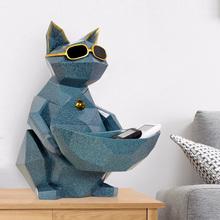招财猫摆件家居饰品ins北欧式创意乔迁新居客厅摆设店铺开业礼物