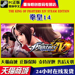 PC中文正版steam 拳皇14THE KING OF FIGHTERS XIV STEAM EDITION