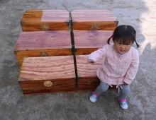 收藏箱 字画箱 全樟木箱子 婚嫁箱 香樟木箱子 樟木小箱子