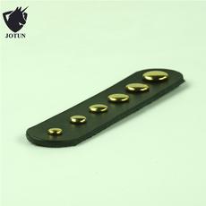 棕图 纯铜铆钉镀金手工皮具双面撞钉DIY箱包皮革加固专用出口品质