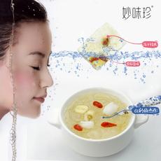 妙味珍银耳汤 冻干莲子百合银耳羹营养即食早餐 古田银耳特产6袋