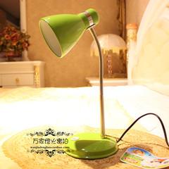 新款有礼 3种颜色 简约时尚学生学习 白领工作书房寝室床头台灯