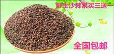 特级野生沙棘果 优质沙棘粉汁茶 新货药食同源 花青素王500克包邮