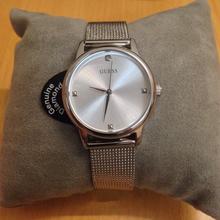 正品美国代购 GUESS盖斯U0532L1 U0532L3时尚镶钻小表盘女士手表