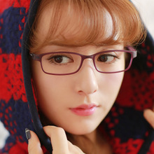 Blu-ray Proof Myopia Eyeglasses Ultra-light Eye Frame Myopia Women's Radiation Proof Eye Frame Korean Eye Frame Female Tide