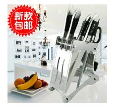 多功能刀架厨房置物架刀座用品多用不锈钢菜板架亏本清仓热卖直销
