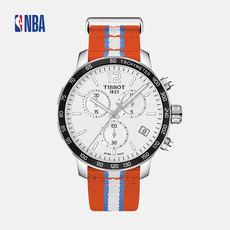 NBA Tissot天梭 瑞士进口NBA款指针式手表 石英男款表 雷霆队