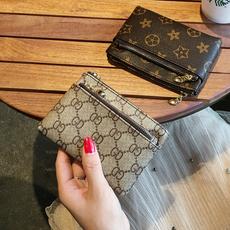 【天天特价】薄零钱包女欧美大牌迷你拉链硬币包短款小钱包零钱袋