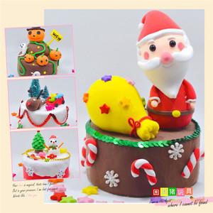 儿童diy蛋糕手工制作材料包图片