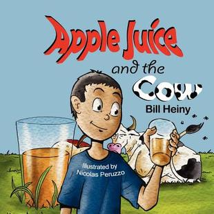 【预订】Apple Juice and the Cow