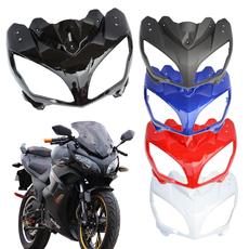 地平线跑车摩托车外壳,地平线一代/二代S款/R2款头罩 挡风罩