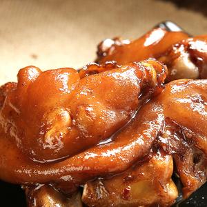 舌尖四川特产猪蹄熟食新鲜麻辣猪脚美食卤味真空正宗肉类零食小吃猪蹄熟食