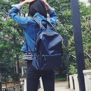 2016新款电脑双肩包尼龙女包牛津布韩版潮休闲旅行大学生背包书包双肩包女