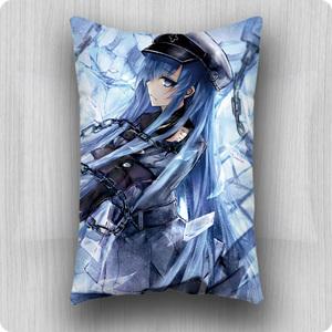 斩赤红之瞳艾斯德斯美女邪恶动漫抱枕头靠枕套靠垫周边宅男礼物