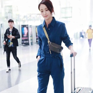包包女2018新款artillery腰包小众设计时尚ins质感简约胸包斜挎小