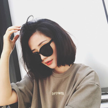 Sunglasses Female 2019 New Fashion Star Net Red Glasses Polarizing Sunglasses Female Korean Version Personality Restoration Home Style