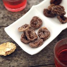 豫味食材日式蜂蜜味梅饼青梅无核梅子肉果脯话梅小零食盒装 100g包