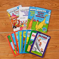 汪培珽英文原版绘本一二三阶段 幼儿童英语故事 小学生分级阅读物