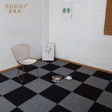 商用方块地毯展厅地毯办公地毯拼接沥青块毯办公地毯深圳上门安装