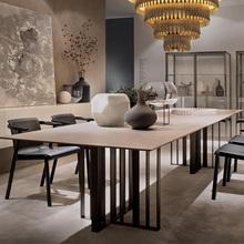 商业办公桌大型简约守竞谏会议桌现代工作台电脑桌培训桌长条桌