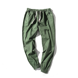Men Casual Beam Foot Pants Fashion Mens Joggers Harem Pants
