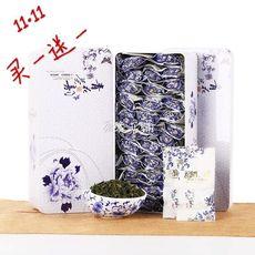 买一送一秋茶兰花香铁观音茶叶浓香型礼盒装共500g新茶高山乌龙茶