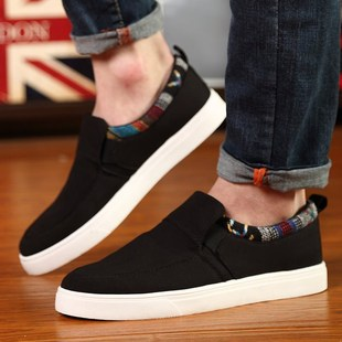 Fashion Korean men low-top breathable shoes man casual shoe