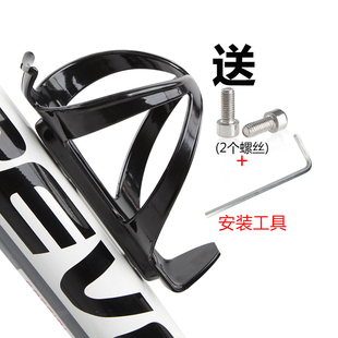Integral size adjustable aluminum alloy kettle frame, riding