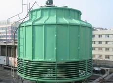 【直销】玻璃钢冷却塔100-1000T逆流式圆形冷却塔标准型 工业型