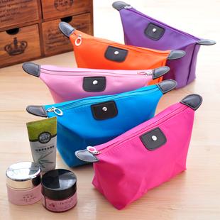 巧居家 便携旅行用品收纳包化妆包 护肤品防水收纳袋化妆品洗漱包