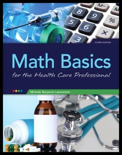 【预售】Math Basics for Healthcare Professionals Plus New