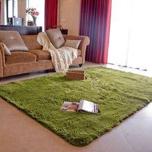 奇朵客厅卧室地毯冬季保暖大尺寸沙发欧式丝毛地毯定制床边毯满铺