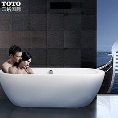 TOTO亚克力浴缸PAY1717CPW 独立式亚克力浴缸